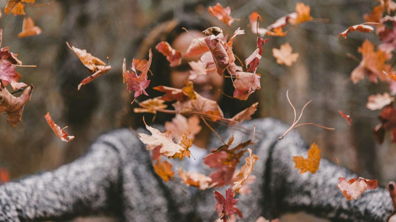 Fluire verso l'autunno